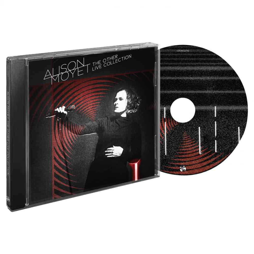 Buy Online Alison Moyet - The Other Live Collection (Signed)