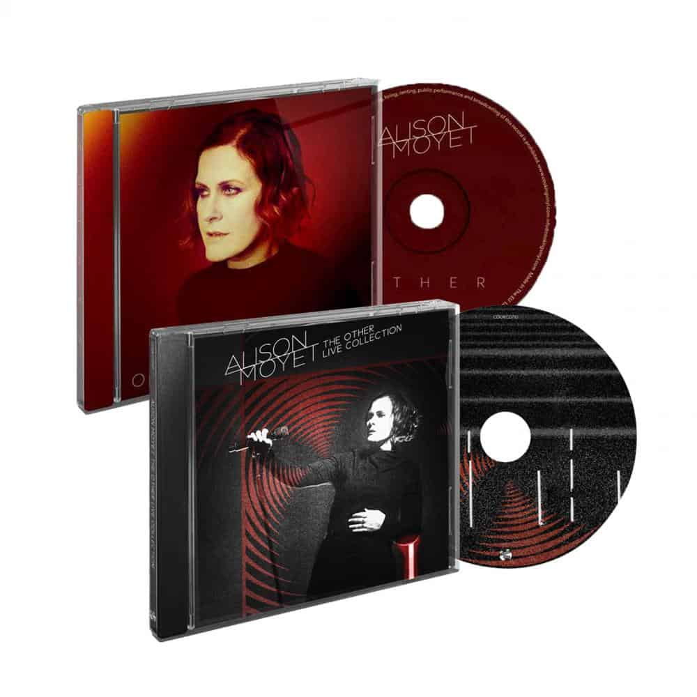Buy Online Alison Moyet - Live Album (SIGNED) + Other