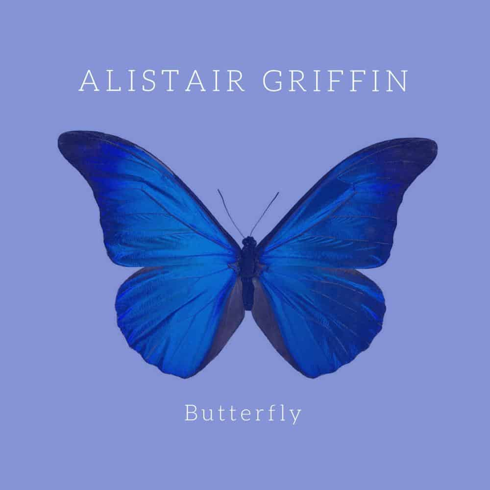 Buy Online Alistair Griffin - Butterfly