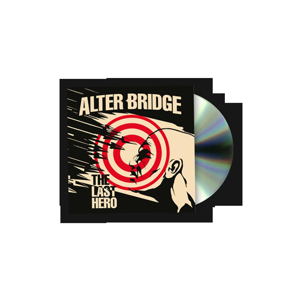 Buy Online Alter Bridge - The Last Hero Deluxe