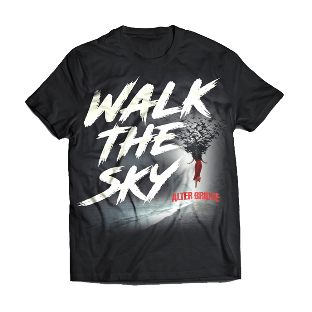 Buy Online Alter Bridge - Walk The Sky T-Shirt (Exclusive)