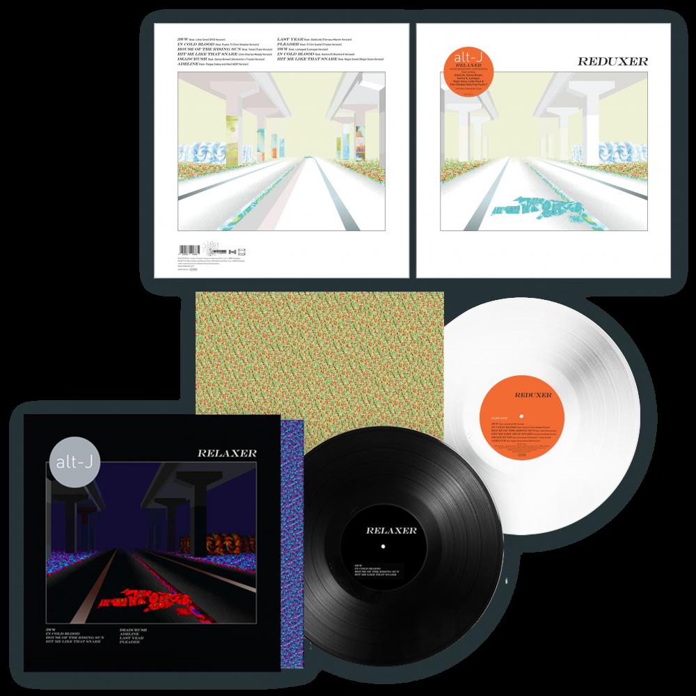 Reduxer Vinyl LP + Relaxer Vinyl LP