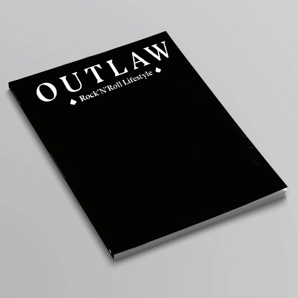 Buy Online Outlaw - Issue 4