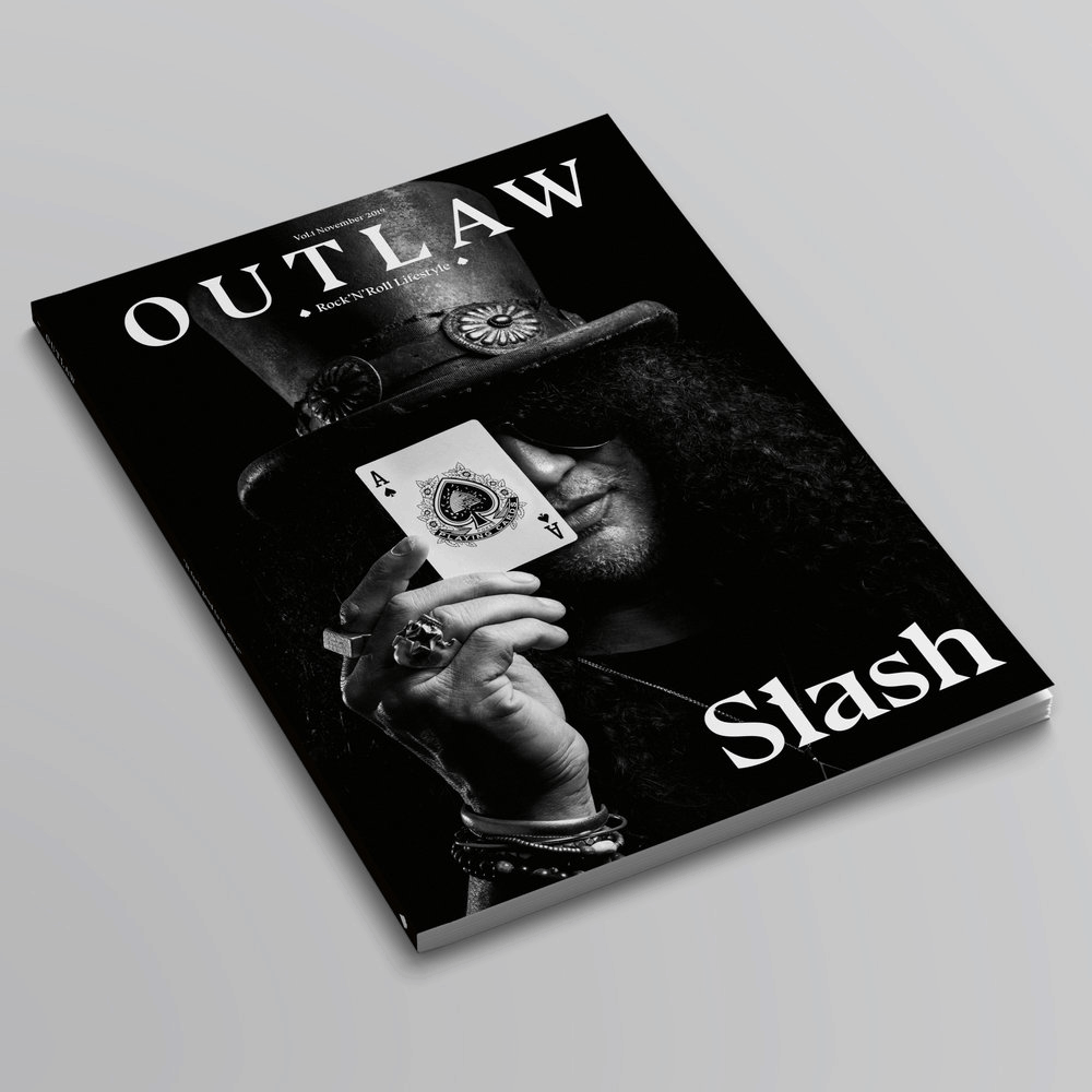 Buy Online Outlaw - Issue 1