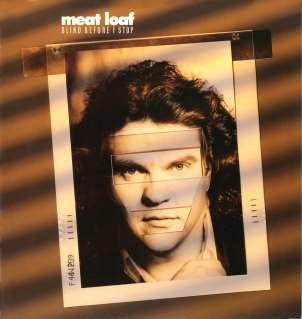 Buy Online Meat Loaf - Blind Before I Stop (2014 Remaster)