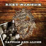 Buy Online Ricky Warwick - Tattoos And Alibis (old version)