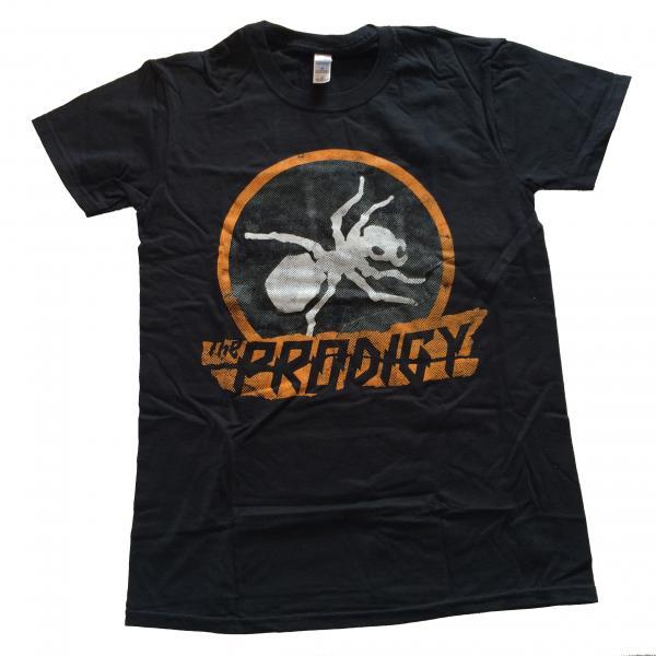 Buy Online The Prodigy - Ant Design Black T-Shirt