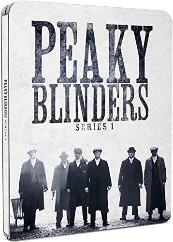 Buy Online Peaky Blinders - Series 1 Steelbook