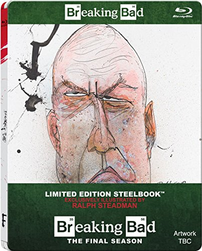 Buy Online  Breaking Bad - The Final Season - Limited Edition Steelbook Blu-ray (Includes UltraViolet Copy)