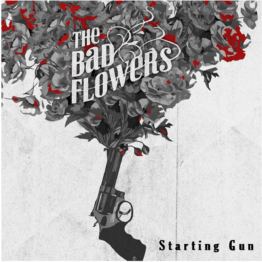 Buy Online The Bad Flowers - Starting Gun CD