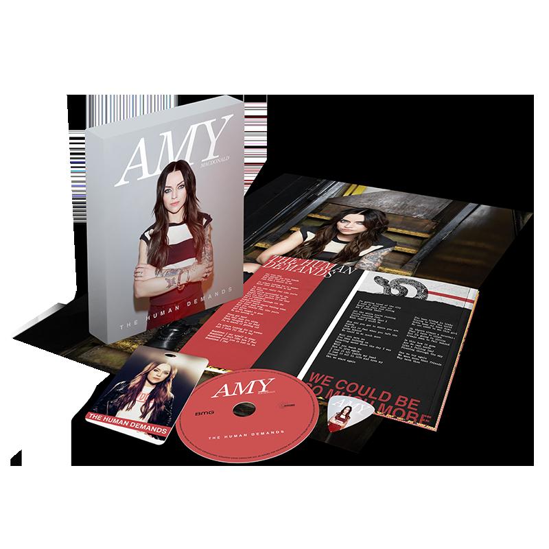 Buy Online Amy Macdonald - The Human Demands