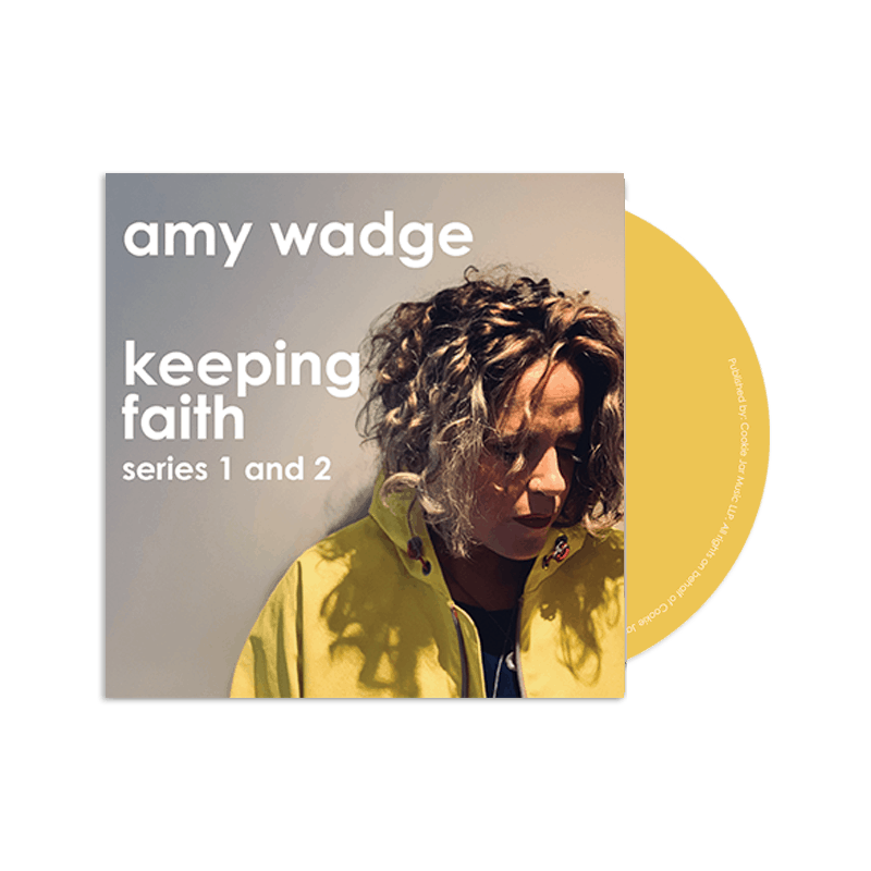 Buy Online Amy Wadge - Keeping Faith - Series 1 and 2