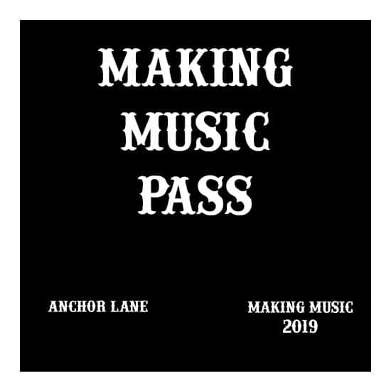 Buy Online Anchor Lane - Making Music