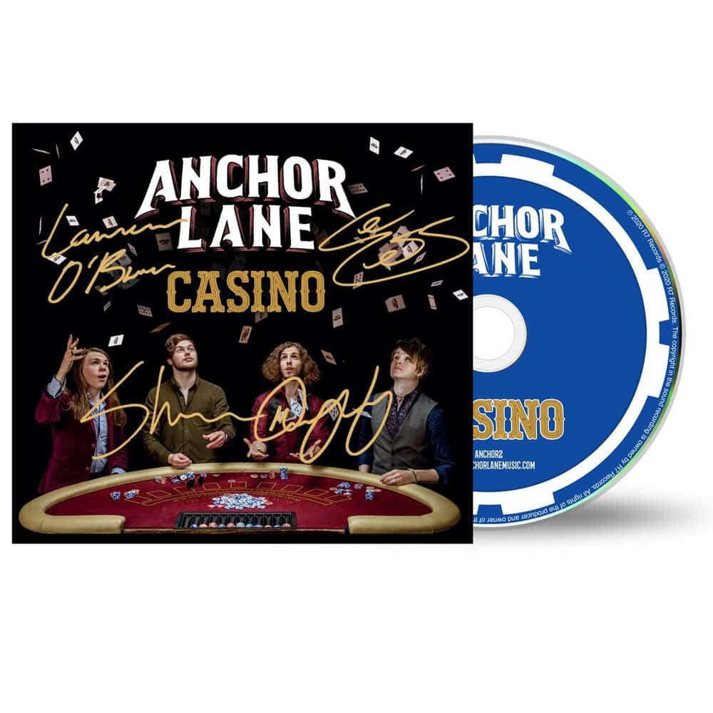 Buy Online Anchor Lane - Casino (Signed)