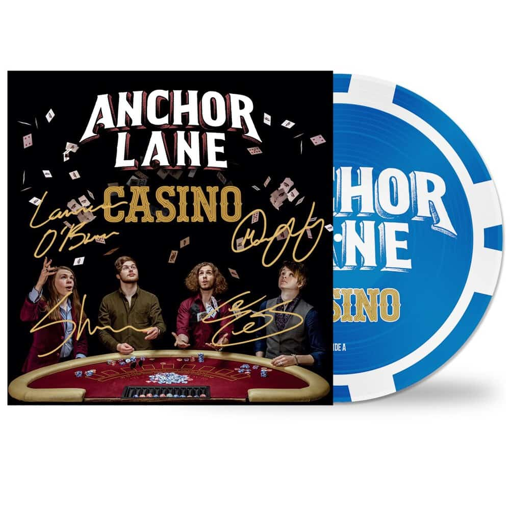 Buy Online Anchor Lane - Casino Double Sided Picture Disc Vinyl Album (Signed)