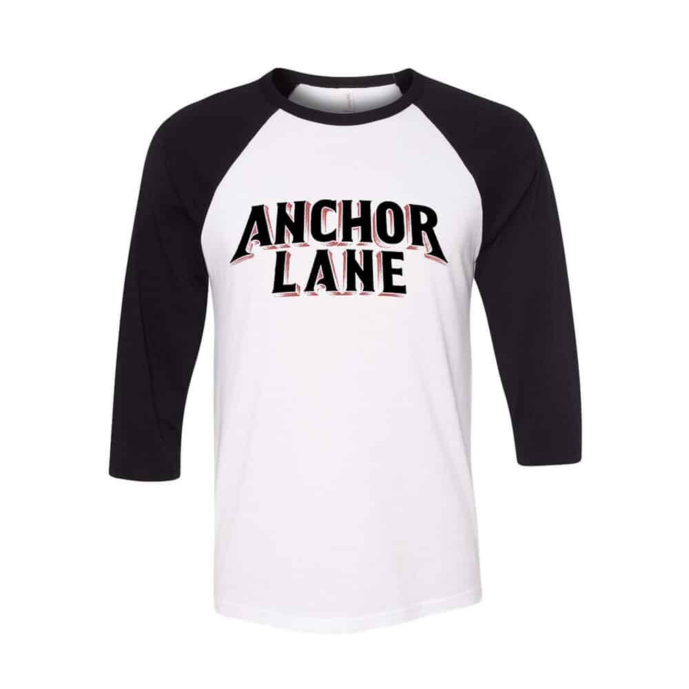 Buy Online Anchor Lane - Anchor Lane Alternative Logo T-shirt