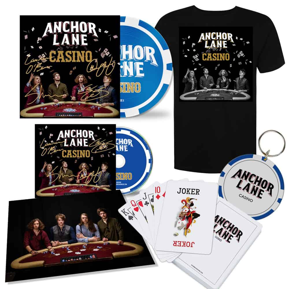 Buy Online Anchor Lane - Ultimate Casino Bundle