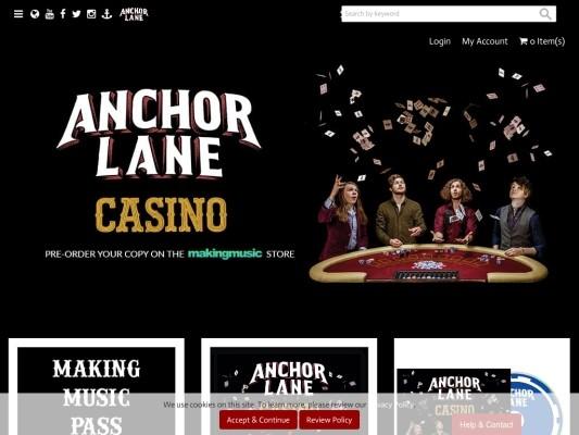 Anchor Lane Making Music