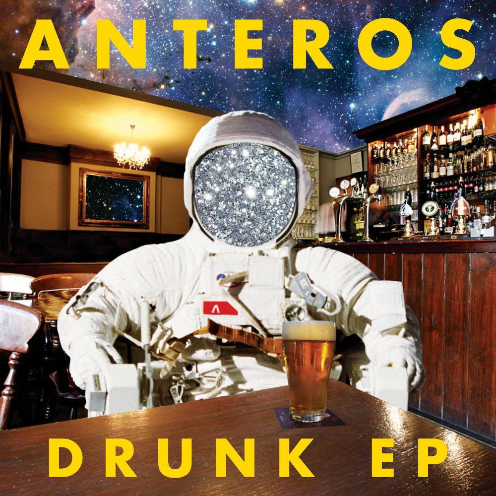 Drunk EP (10-Inch Silver Vinyl w/ Download Card)