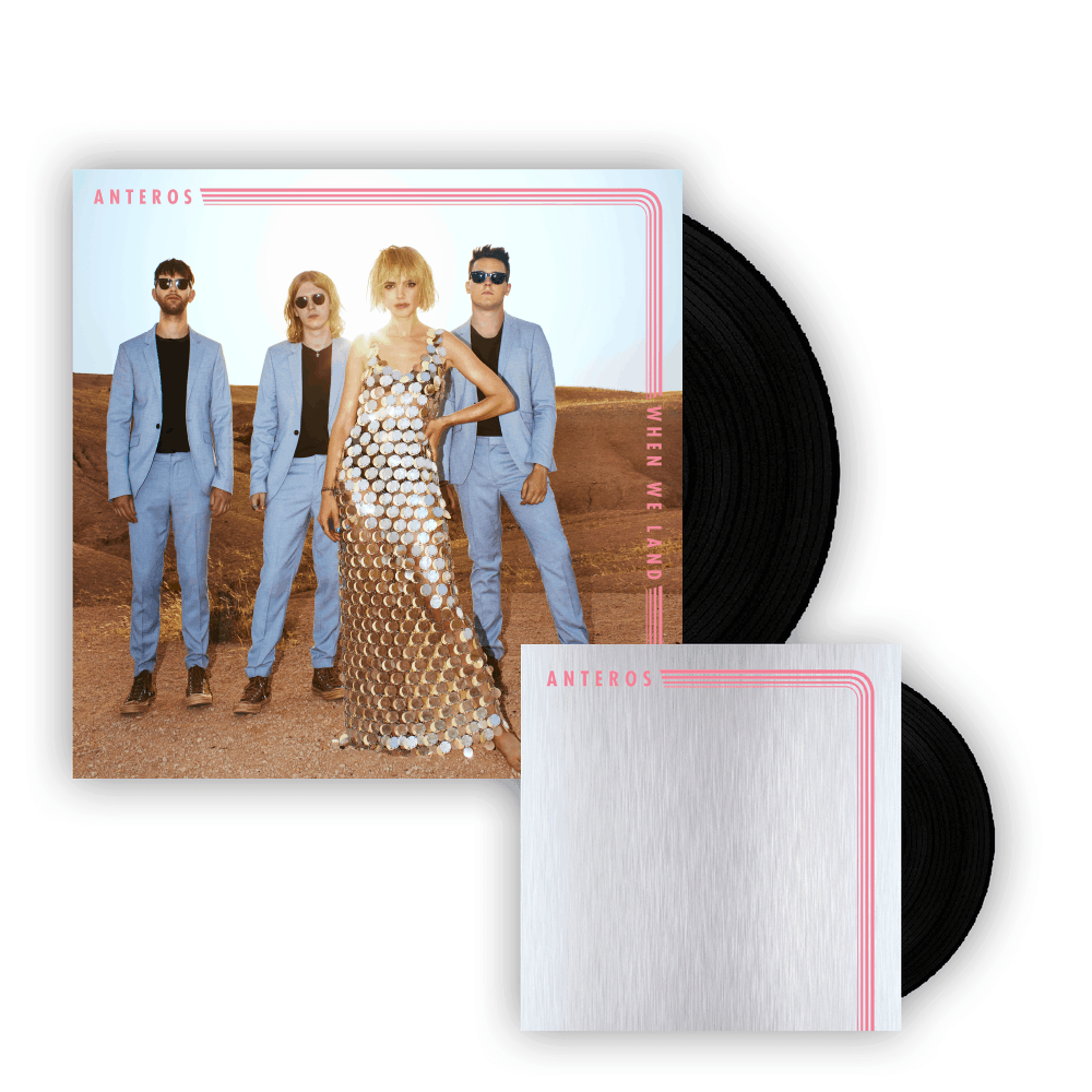 Buy Online Anteros - When We Land (Includes When We Land 7-Inch)