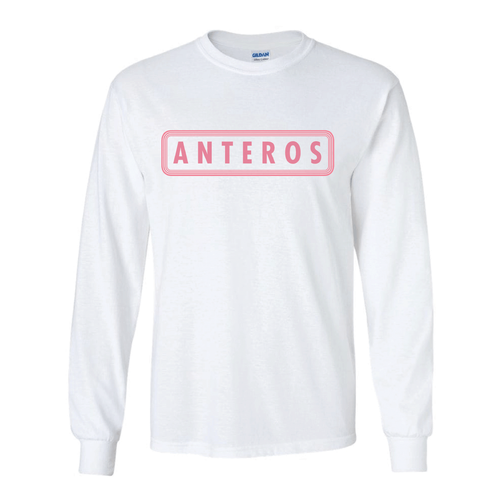 Buy Online Anteros - Logo Long sleeve T-Shirt