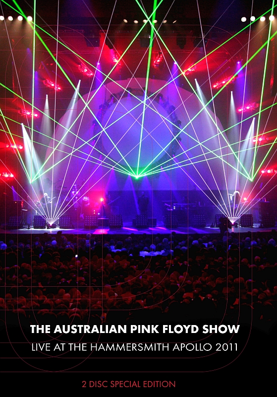 Buy Online Australian Pink Floyd Show - Live At The Hammersmith Apollo 2011 DVD