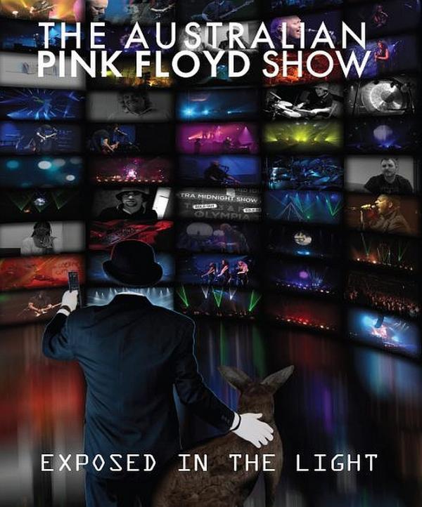 Buy Online Australian Pink Floyd Show - Exposed In The Light DVD