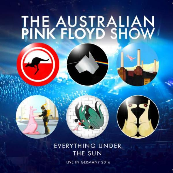 Buy Online The Australian Pink Floyd Show - Everything Under The Sun (Live In Germany 2016)