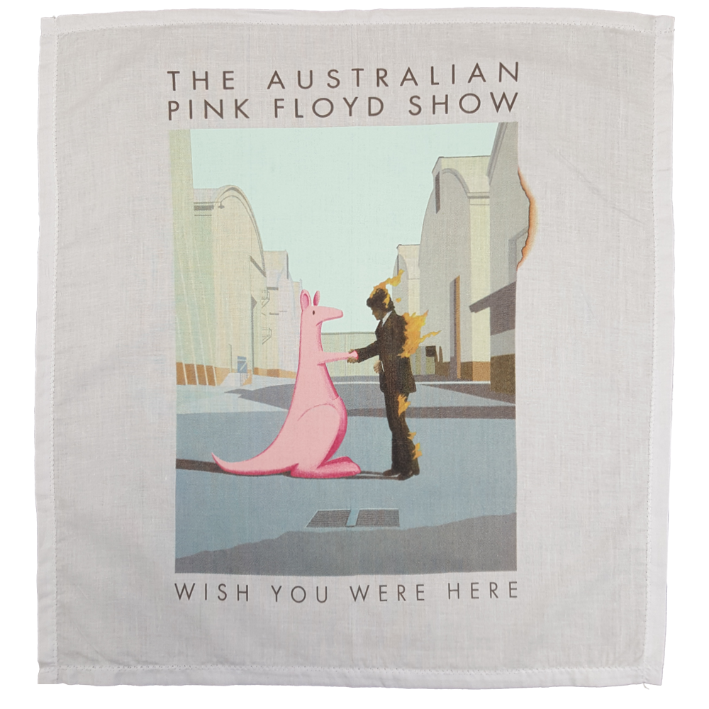 Buy Online The Australian Pink Floyd Show - Wish You Were Here Handkerchief