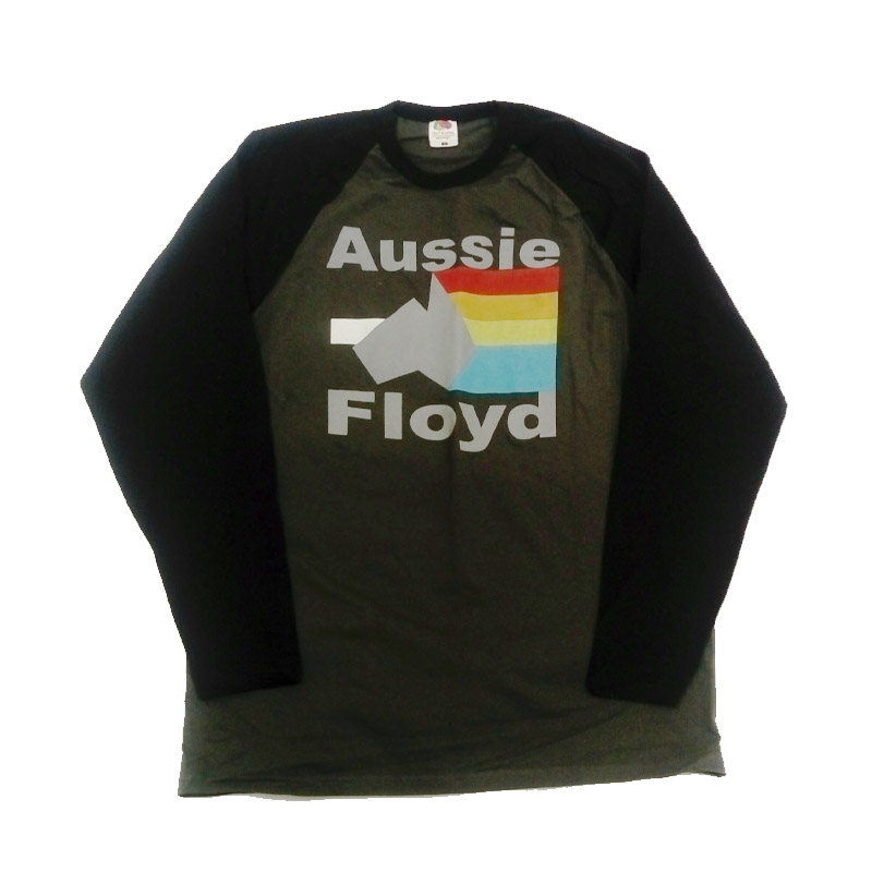 Buy Online The Australian Pink Floyd Show - Retro Baseball Shirt