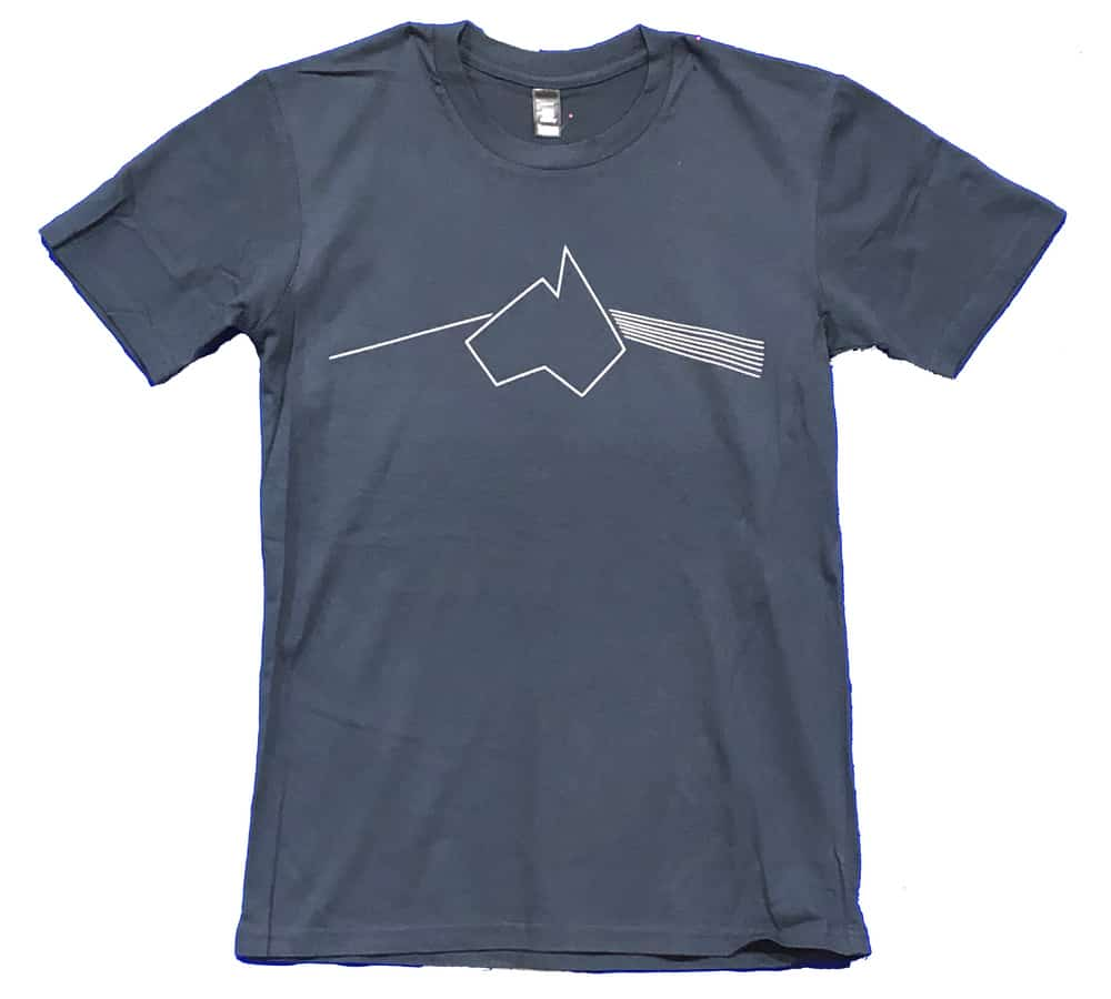 Buy Online The Australian Pink Floyd Show - Prism Outline Navy