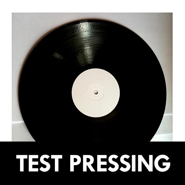 10 Futures Test Pressing Heavyweight LP