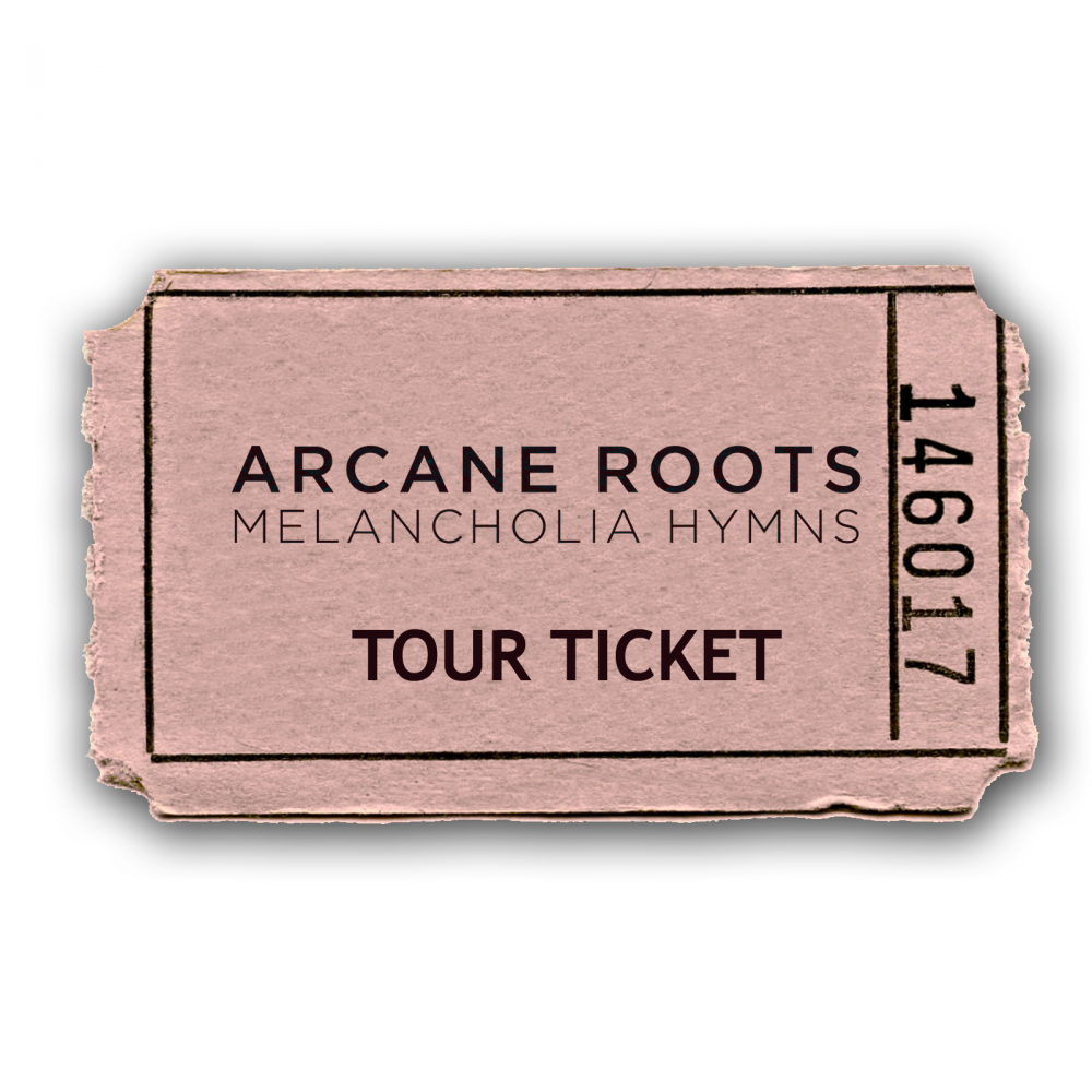 Buy Online Arcane Roots - Tour Ticket