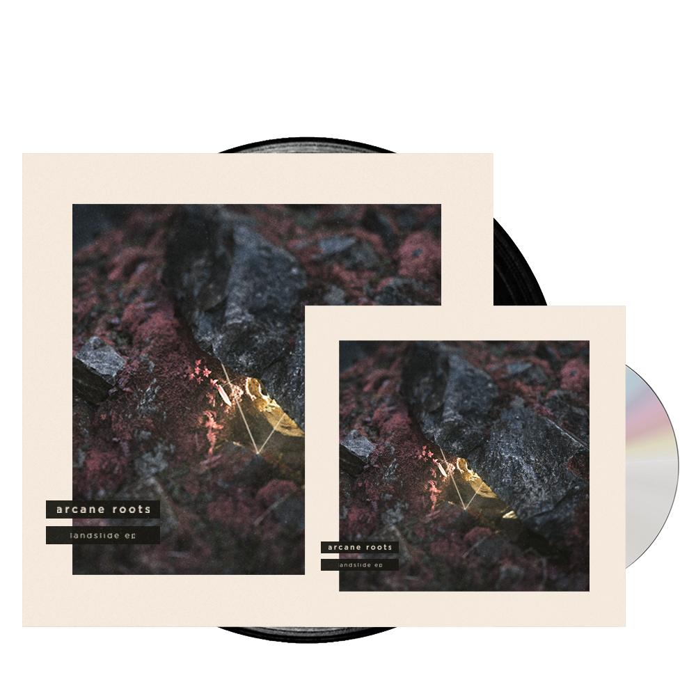 Buy Online Arcane Roots - Landslide CD - Vinyl