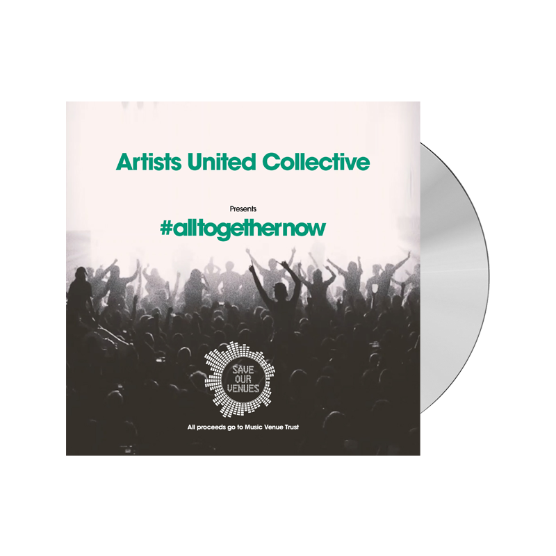 Buy Online Artists United Collective - All Together Now CD