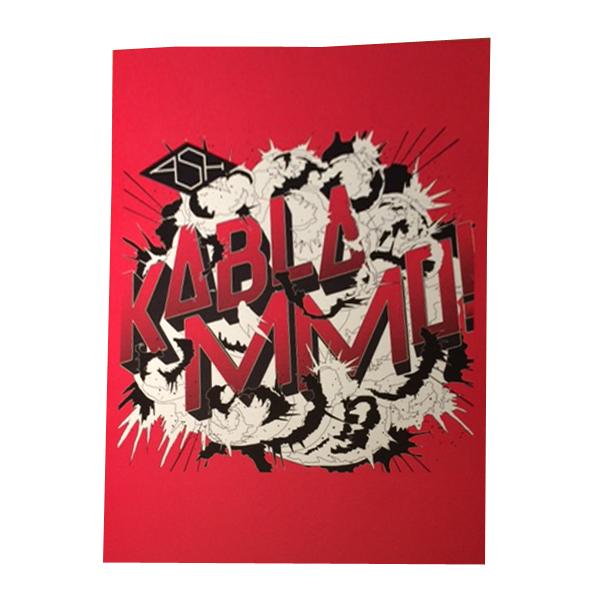 Buy Online Ash - Kablammo! Poster