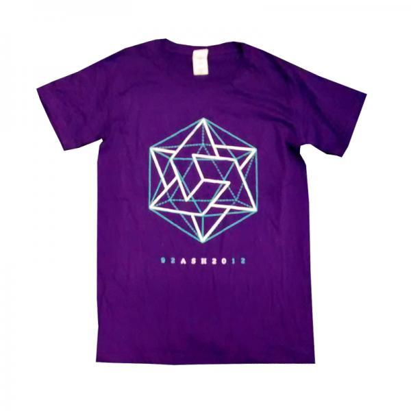 Buy Online Ash - ASH20 Purple T-Shirt