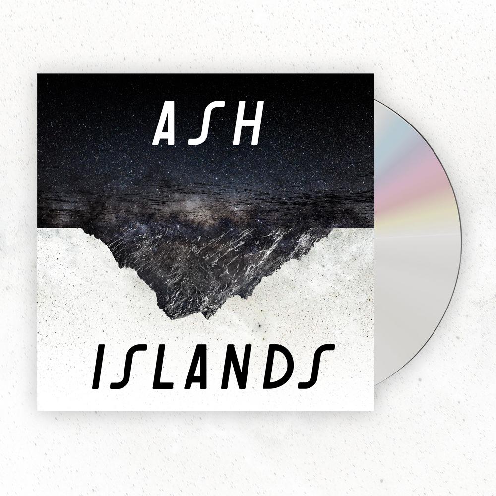 Buy Online Ash - Islands CD Album (Signed)