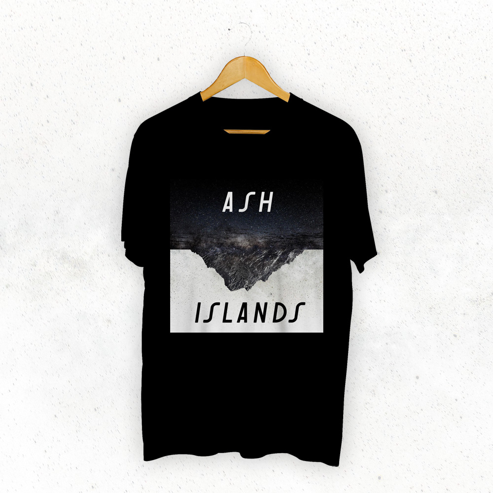 Buy Online Ash - Islands T-Shirt