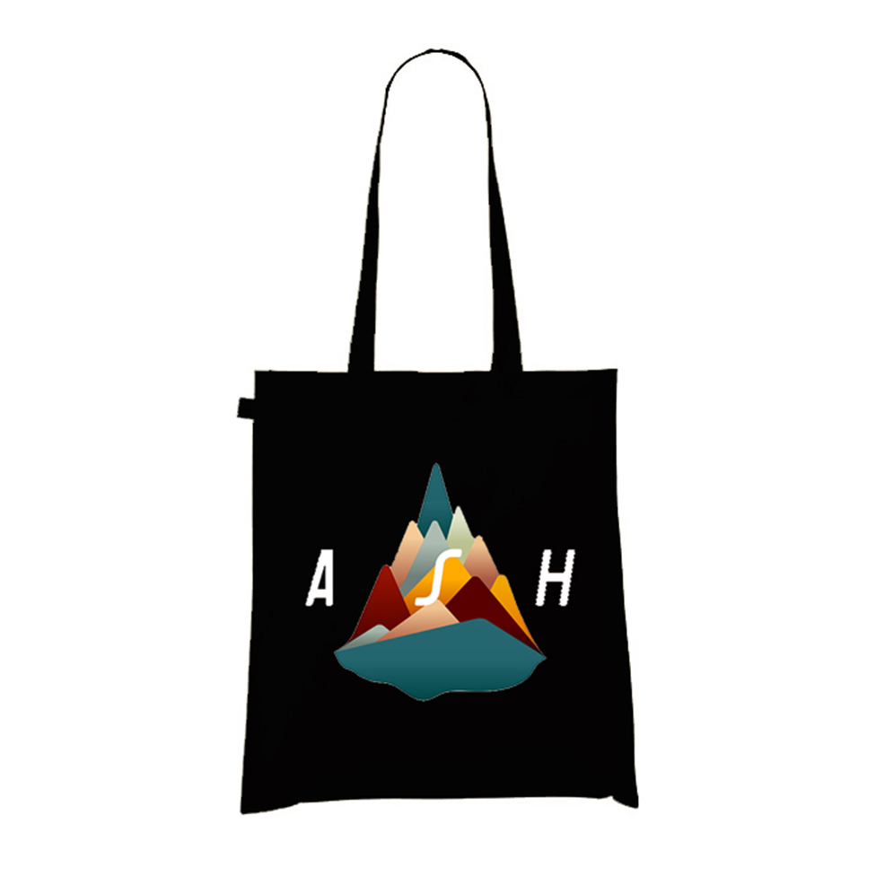 Buy Online Ash - Islands Tote Bag
