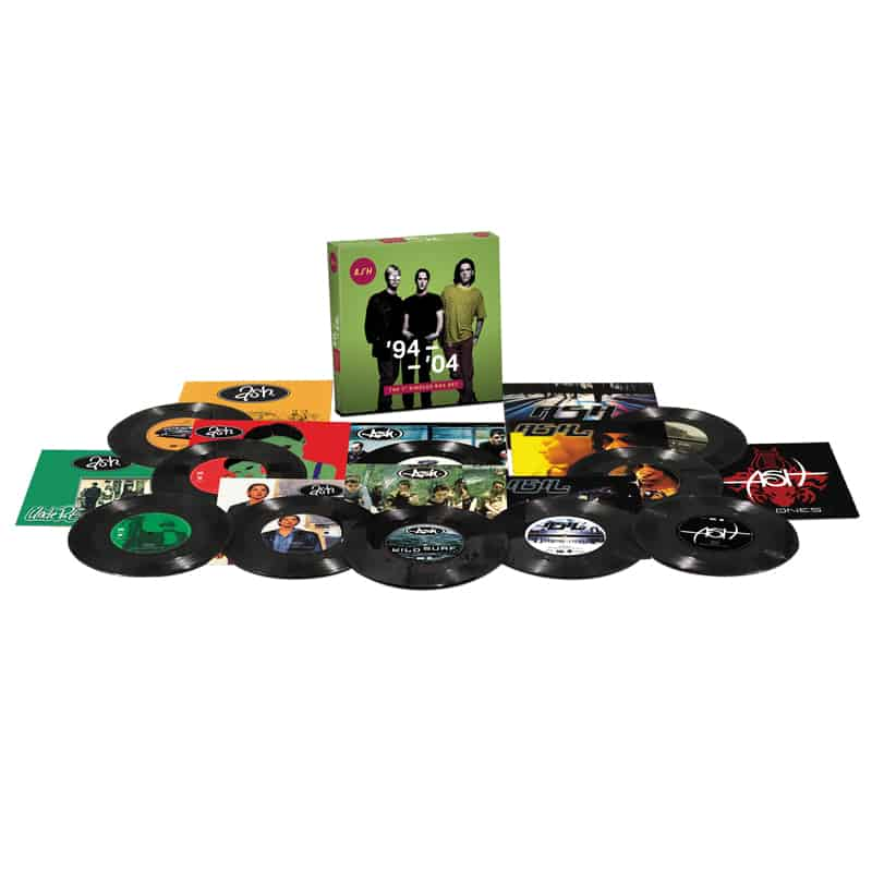 "94-04: The 7"" Singles Boxset"