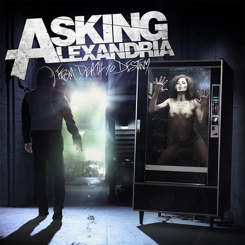 Buy Online Asking Alexandria - From Death to Destiny (Limited Edition)