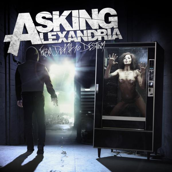 Buy Online Asking Alexandria - From Death To Destiny (Deluxe Edition)