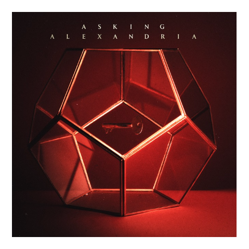 Buy Online Asking Alexandria - Asking Alexandria CD Album + Exclusive Signed Booklet