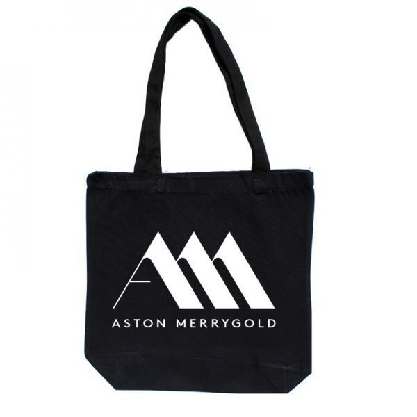 Buy Online Aston Merrygold - Logo Tote Bag