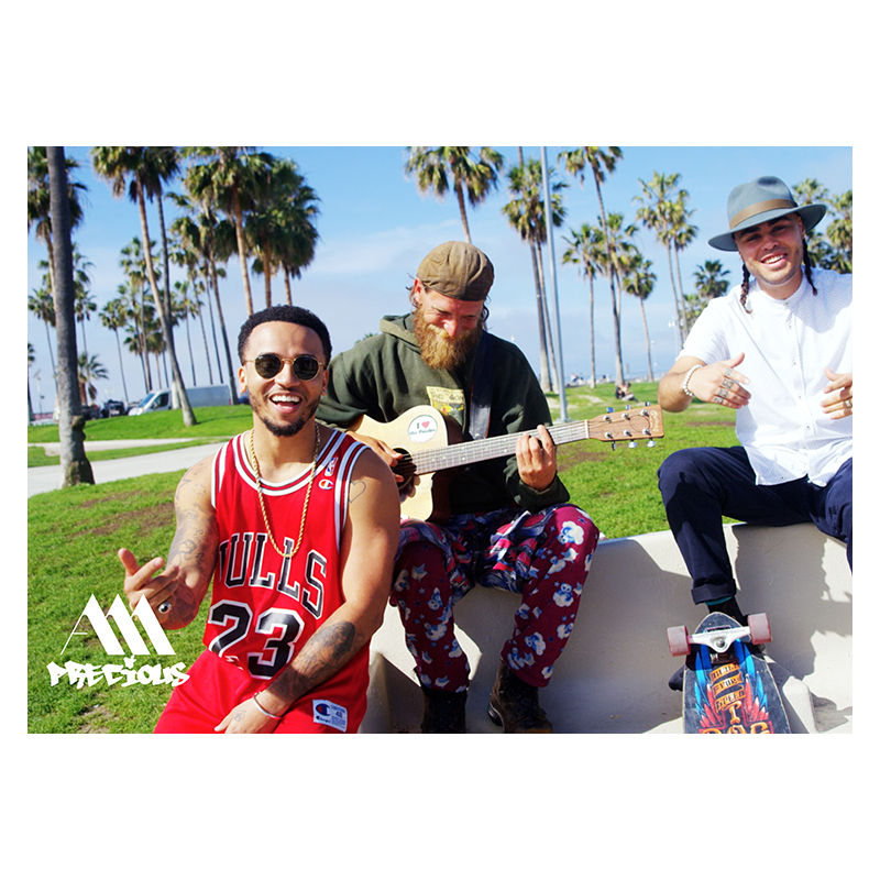 Buy Online Aston Merrygold - Precious Video Poster Feat. Shy Carter