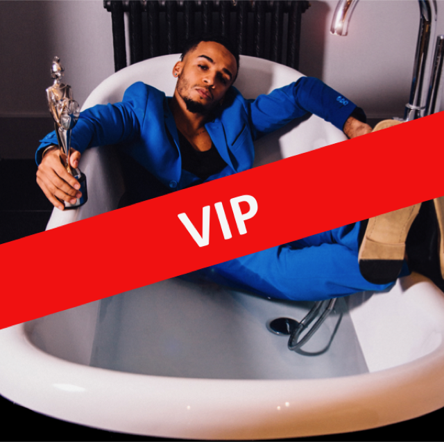 Aston Merrygold 2018 Tour Vip Meet Greet Tm Stores
