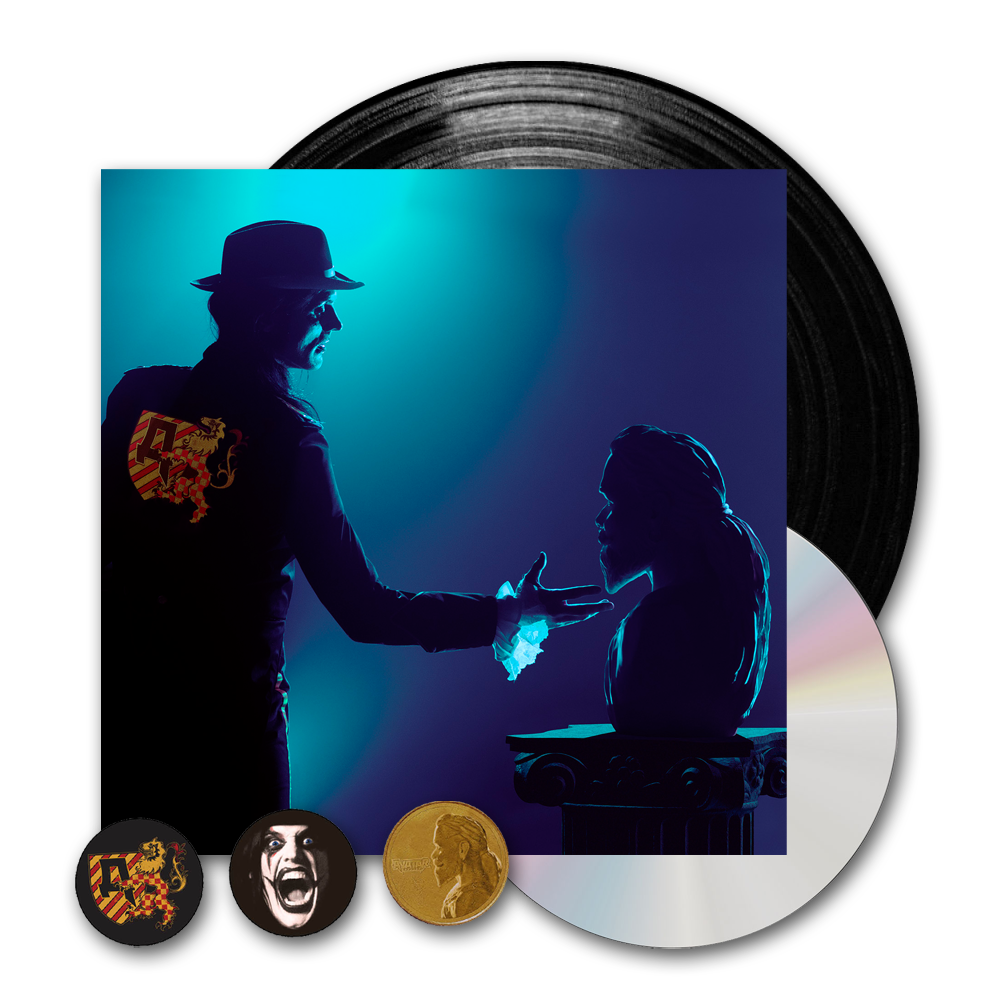 Buy Online Avatar - Avatar Country Black (w/ CD Insert) + Button Badge Set (Exclusive)
