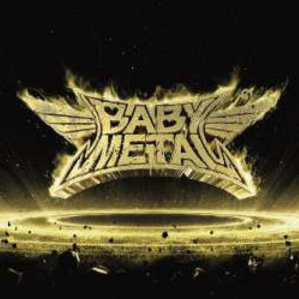 Buy Online Babymetal  - Metal Resistance CD Album