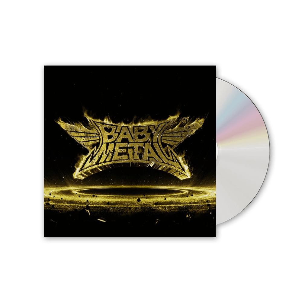 Buy Online Babymetal - Metal Resistance CD Album